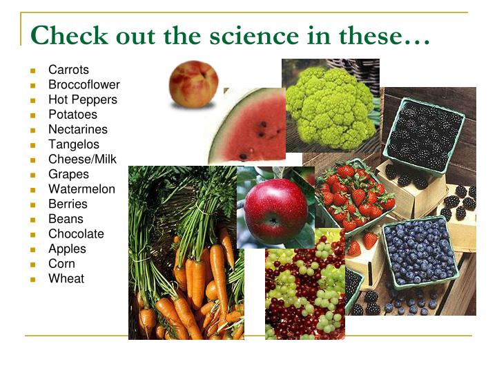 Check out the science in these…