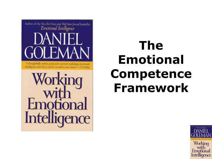 PPT - The Emotional Competence Framework PowerPoint