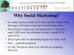 why social marketing1