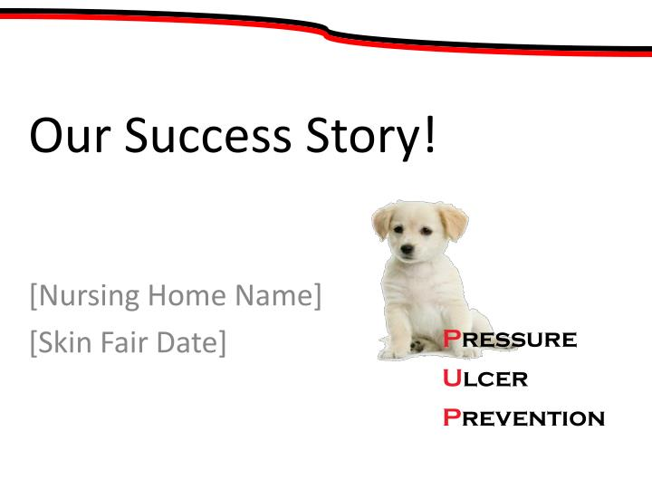 our success story n.