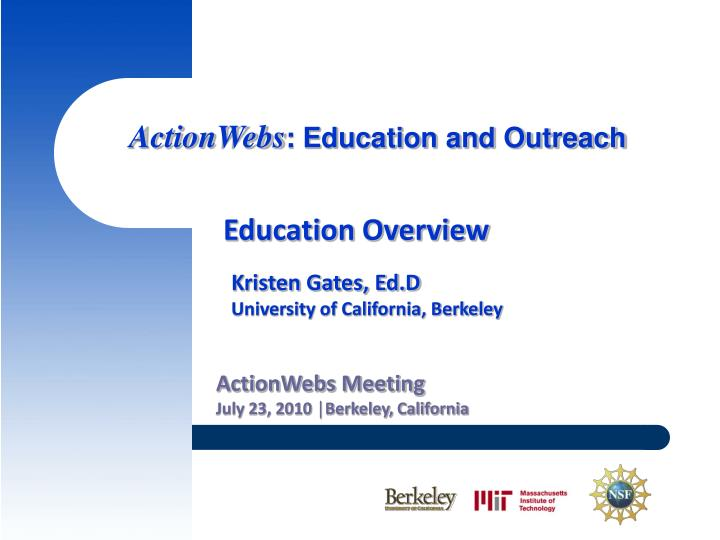 education overview n.
