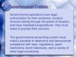 governmental entities7