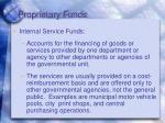proprietary funds5