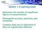 section 1 4 learning goals