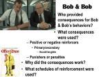 bob bob