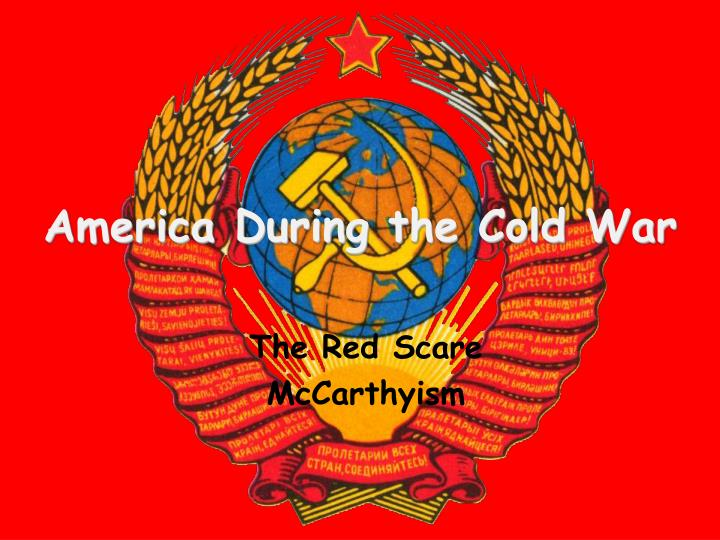 america during the cold war n.