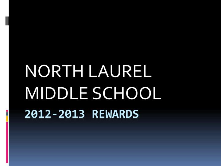 north laurel middle school n.