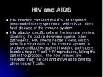 hiv and aids1