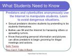 what students need to know5