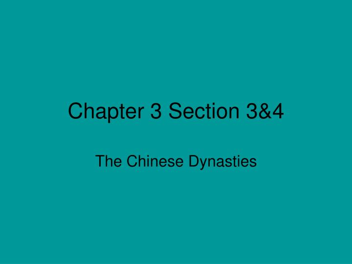 chapter 3 section 3 4 n.