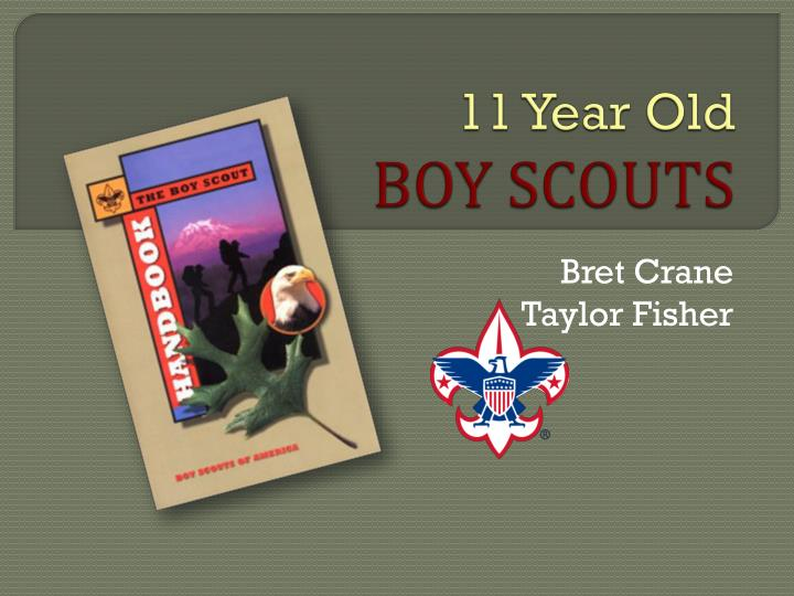11 year old boy scouts n.