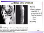 7 radio band imaging