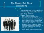 the ready set go of interviewing3