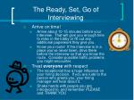 the ready set go of interviewing4