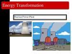 energy transformation34