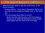 the dutch republic 1600s4