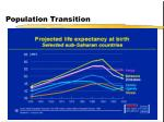population transition3