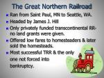 the great northern railroad
