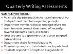 quarterly writing assessments2