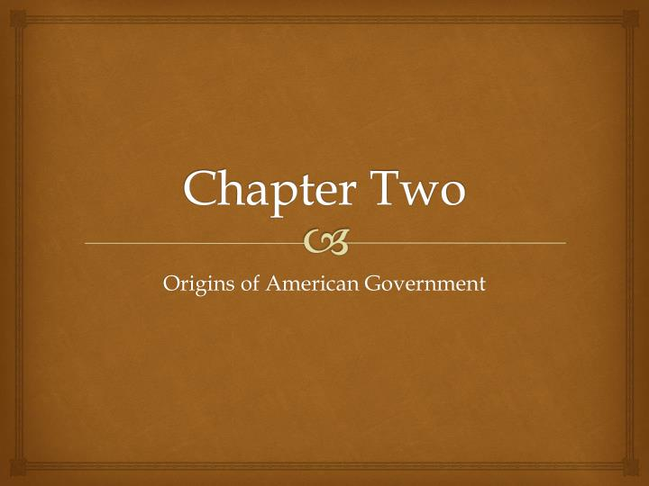 chapter two n.