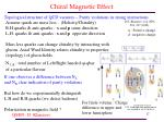 chiral magnetic effect