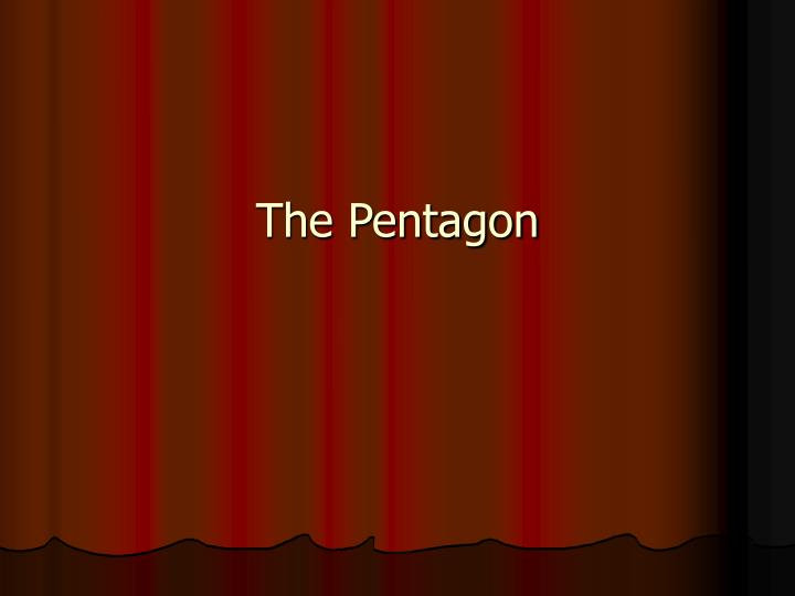 the pentagon n.