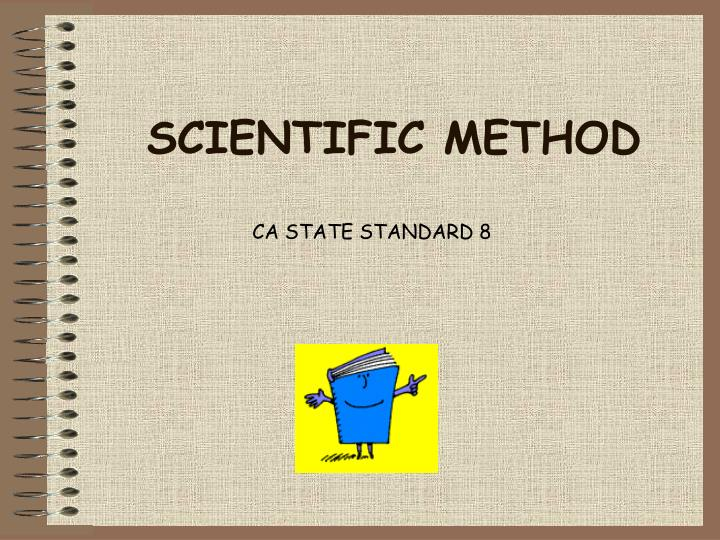 scientific method n.