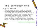 the technology pixie