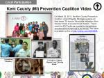 kent county mi prevention coalition video