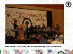 teen panel las cruces nm ati empowering youth conference