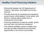 healthy food financing initiative
