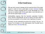 informedness