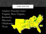 the south1
