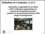 definition of continuity 1 of 21