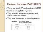 capture compare pwm ccp
