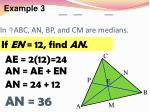 in abc an bp and cm are medians1