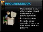 progressbook