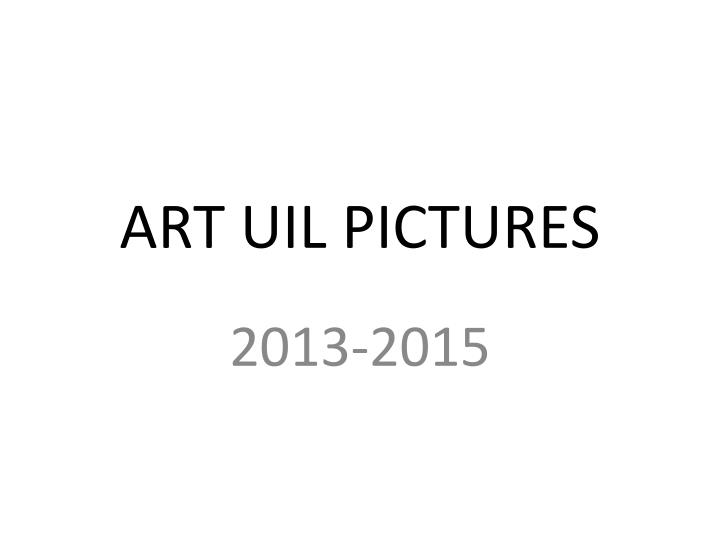 art uil pictures n.