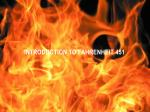 introduction to fahrenheit 451
