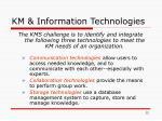 km information technologies