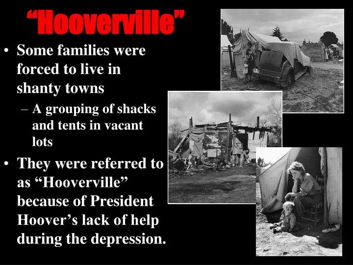 """Hooverville"""