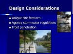design considerations1