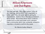 african americans and civil rights2