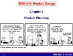 mse 415 product design