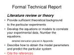 formal technical report3
