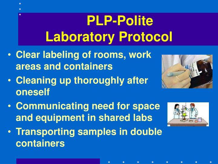 PLP-Polite