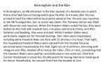 birmingham and the klan