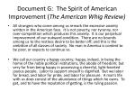 document g the spirit of american improvement the american whig review