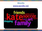 wordle www wordle net