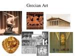 grecian art